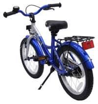 Bike Star Kinderfahrrad von seitlich hinten