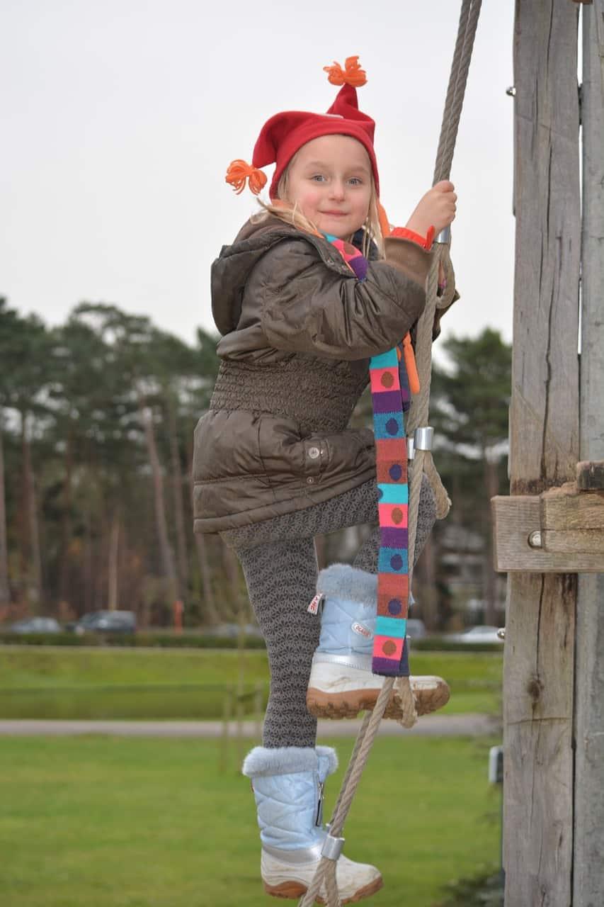 Kinderrad Test Kletterdreieick